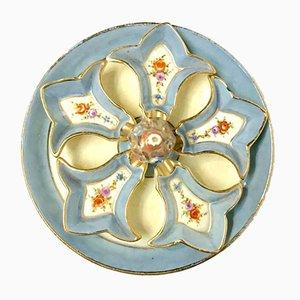Vintage Miniatur Keramik Aschenbecher von Antonio Peyro