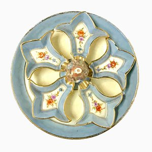 Vintage Miniature Ceramic Ashtrays by Antonio Peyro