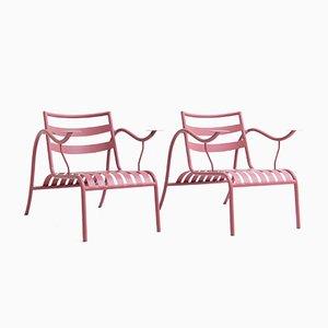 Thinking Man Stühle von Jasper Morrison für Cappellini, 1986, 2er Set