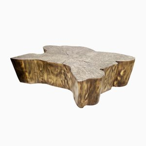 Grande Table Basse Eden avec Patine de Covet Paris