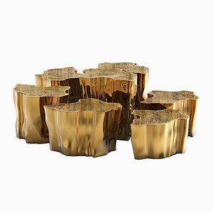 Eden Center Tables from Covet Paris, Set of 7