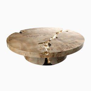 Mesa de centro imperial de madera de Covet Paris