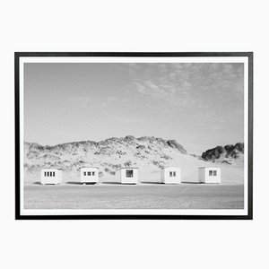 Beach House Norph Art Print from Applicata
