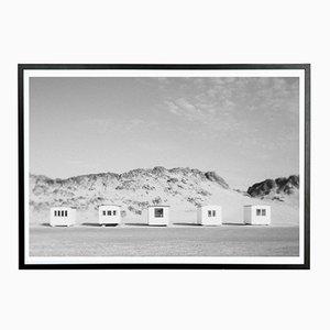 Strandhaus Norph Kunstdruck von Applicata
