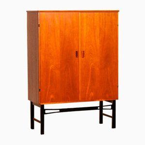 High Vintage Cabinet in Teak