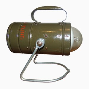 Lampe de Bureau Industrielle de Varta, 1964