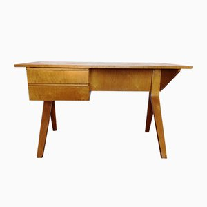 EB02 Desk by Cees Braakman for Pastoe, 1950s