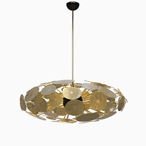 Newton Eliptic Suspension Lamp from Covet Paris
