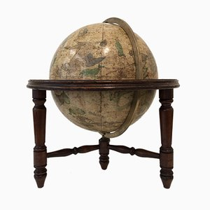 Antique Celestial Globe from Copley & Blunt, 1864