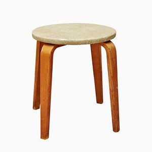Stool by Cor Alons for Den Boer Gouda, 1950s