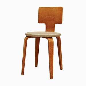 Side Chair by Cor Alons for Den Boer, 1950s