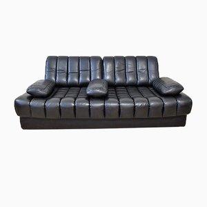 Vintage DS 85 Leder Sofa von de Sede