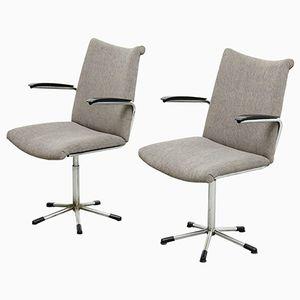 Vintage Stühle von Martin De Wit für De Wit Schiedam, 2er Set