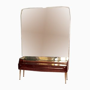 Mid-Century Italian Dressing Table by Vittorio Dassi for Dassi