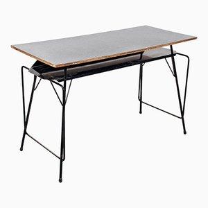 Desk by Willy Van Der Meeren for Tubax, 1950s