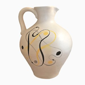 Ceramic Jug by André Baud, 1950s