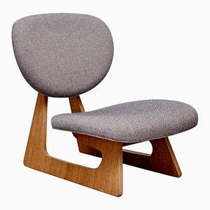 Lounge Chair by Junzo Sakakura for Tendo Mokko, 1950s