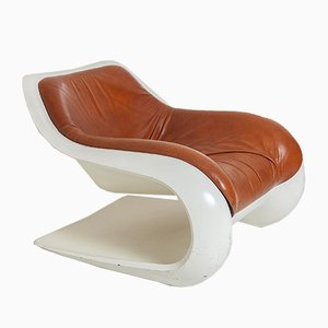 Targa Lounge Chair by Klaus Uredat for Horn Collection, 1971