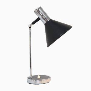Tischlampe mit konischem Schirm, 1960er