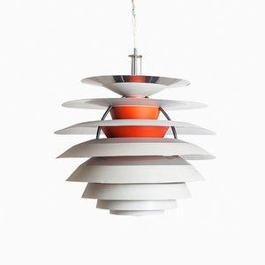 PH Contrast Lampe von Poul Henningsen für Louis Poulsen, 1950er