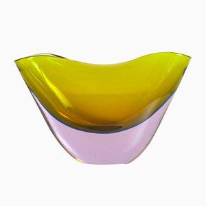 Vase par Flavio Poli, 1950s