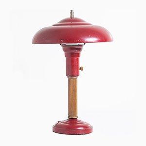 Lampada da tavolo vintage, anni '30