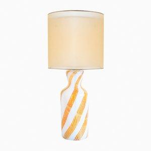 Lámpara de mesa de Barovier & Toso, años 60
