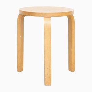 Holzhocker von Alvar Aalto für Artek, 1930er