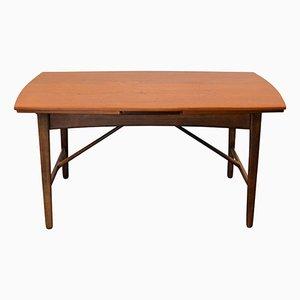 Mesa de comedor vintage de Svend Aage Madsen para K. Knudsen