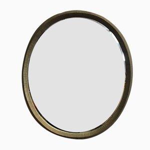 Specchio da parete vintage di Lorenzo Burchiellaro