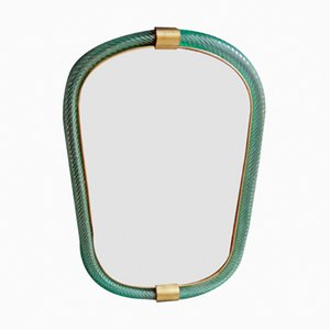 Mirror from Barovier & Toso, 1970s