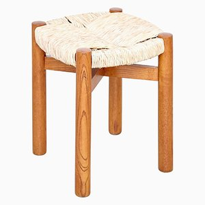 Meribel Stool by Charlotte Perriand, 1950s
