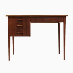 Danish Teak Writing Desk, 1960