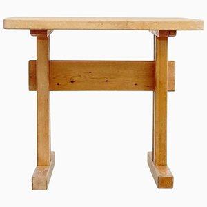 Les Arcs Tisch von Charlotte Perriand, 1960er