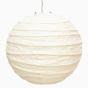 Lampe à Suspension Akari 55D Vintage par Isamu Noguchi pour Ozeki & Co.