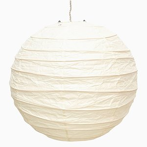 Vintage Akari 55D Pendant Lamp by Isamu Noguchi for Ozeki & Co.