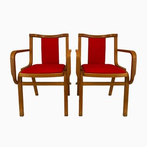 Fauteuils Scandinaves, 1960s, Set de 2
