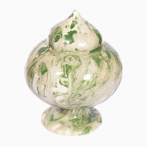 Ceramica Pumo marmorizzata di Marco Rocco, 2018