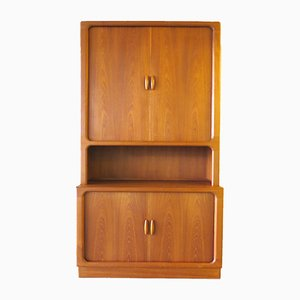 2000 Solid Teak Cabinet from Dyrlund, 1960s