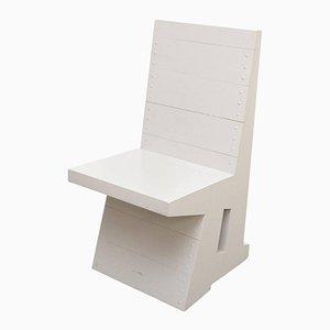 Stuhl von Dom Hans van der Laan, 1980er