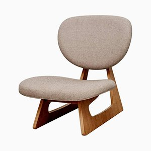 Lounge Chair by Junzo Sakakura for Tendo, 1950s