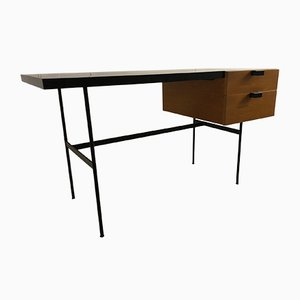 CM141 Desk by Pierre Paulin for Thonet, 1954