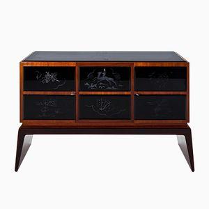 Mueble bar, años 40