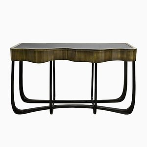 Sinuous Patina Console from Covet Paris