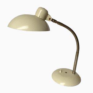Lampada da scrivania industriale Bauhaus di SIS, anni '50