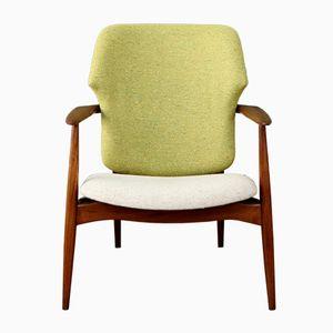 Armchair by Louis van Teeffelen, 1960s