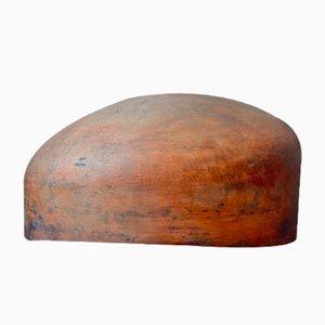 Molde para sombreros francés vintage, años 20