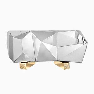 Credenza Diamond in pirite di Covet House