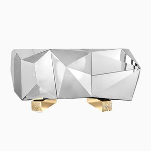 Credenza Diamond in pirite di Covet Paris