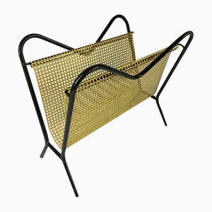 Dutch Magazine Rack by Tjerk Reijenga for Pilastro, 1950s